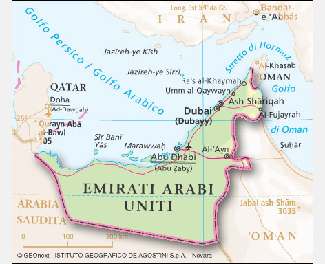 Gli Emirati Arabi non siano più un porto franco per le mafie | Davide Mattiello