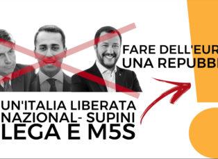 Fare dell'Europa una Repubblica: la sfida della nostra generazione
