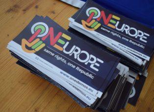 ONEurope: firma la petizione!